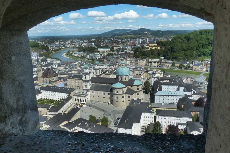 Removals to Austria - Moving to Austria - Salzburg