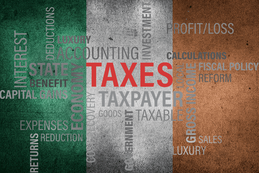 finance and tax in ireland