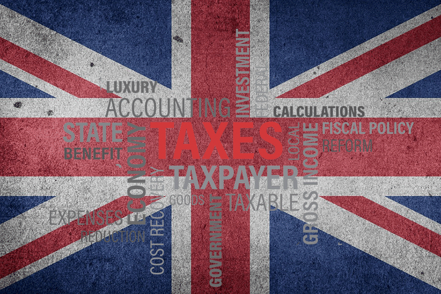 finance and tax in the UK