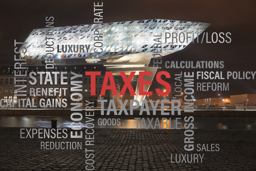 finance and tax in belgium