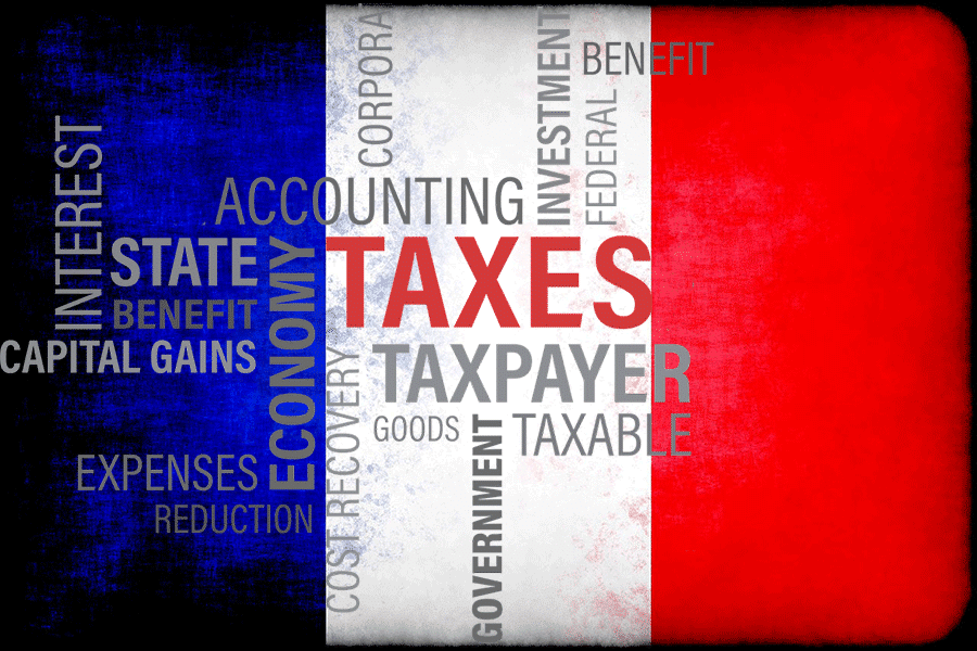 finance and tax in france