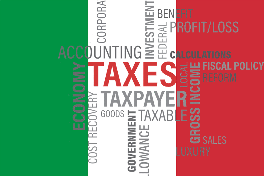 finance and tax in italy
