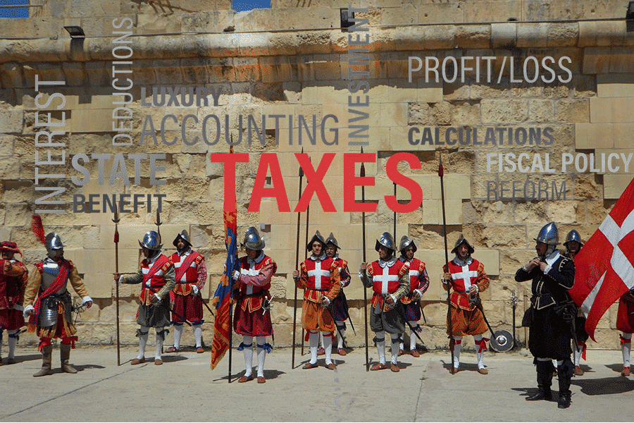 finance and tax in malta
