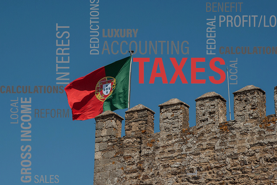Moving to Portugal – Taxation