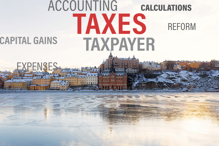 Moving to Sweden – Taxation