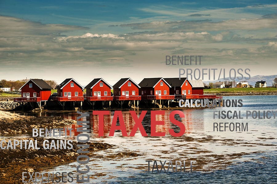 Moving to Norway – Taxation