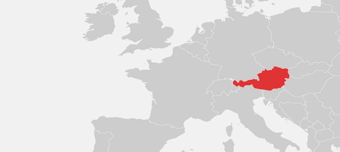 déménager en Autriche