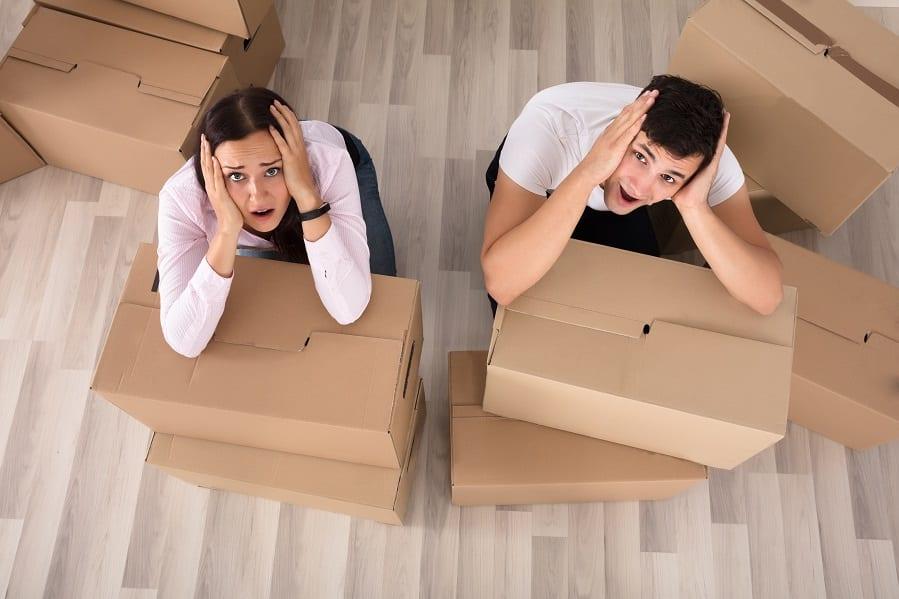 Eviter le stress du déménagement
